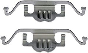 Disc Brake Hardware Kit Rear,Front Dorman HW13634