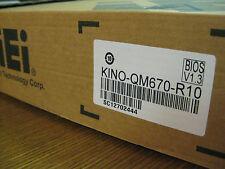 *new IEI KINO-QM670-R10,Industrial MotherBoard,Intel QM67,Socket G2,Mobile Core