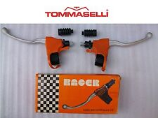 """TOMMASELLI GRUPPO LEVE RACER - BRAKE AND CLUTCH LEVERS 7/8"""""""