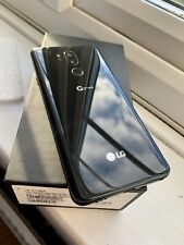 LG G7 ThinQ LMG710EM - 64GB - Aurora Black (Unlocked)