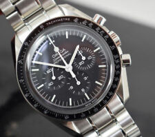 OMEGA Stainless Steel Case 50 m (5 ATM) Water Resistance Wristwatches