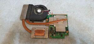 Toshiba Satellite A300 Ati Radeon Mobility HD 3470 256Mb Video Card Fan Heatsink