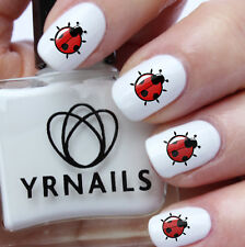 Ladybird - Nail Decals by YRNails - Z088