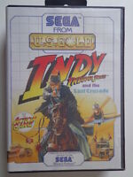 Master System - Indy / Indiana Jones and the Last Crusade (mit OVP) 10633090