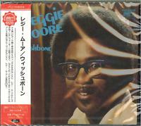REGGIE MOORE-WISHBONE-JAPAN CD Ltd/Ed B63