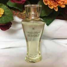Rare! Old formula HEAVENLY Dream Angels Angel Mist Victoria's Secret 95% full