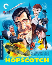 Criterion Collection Hopscotch - Comedies Blu-ray