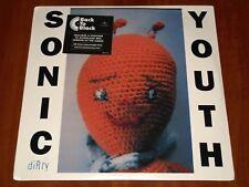SONIC YOUTH DIRTY 2x LP REMASTERED EDITION VINYL 180g LIMITED EU BTB PRESS New