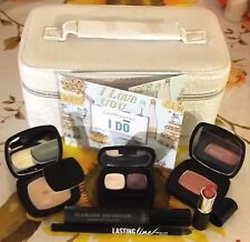 """7-PC Bare Minerals """"I DO"""" Bridal Beauty Collection-Beautiful Set w/Bag-New!"""