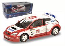 Voitures de rallye miniatures Solido
