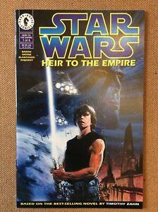 Dark Horse Comics Star Wars: Heir to the Empire #1 High Grade KEY! No Reserve