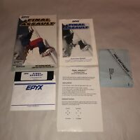 HTF Commodore 64 & 128 Computer Game FINAL ASSAULT Complete CIB UNTESTED