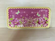Maxwell & Williams Bone China Enchante Gabrielle Cake Tray in Gift Box, Multi-Co