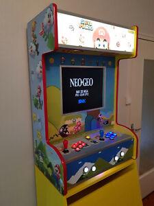 Borne d'arcade Bar-Top Retro-Pi