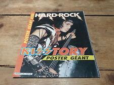 KISS - Magazine - Poster Hard - Rock N°9 !!!