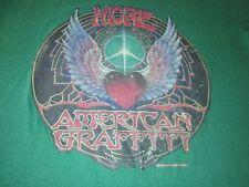 MORE AMERICAN GRAFFITI VINTAGE 1979 TEE SHIRT SMALL MOVIE SHIRT