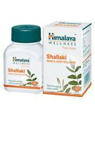 5 X Himalaya Herbals Shallaki For Bone and Joint Wellness 60 Tablets  from India