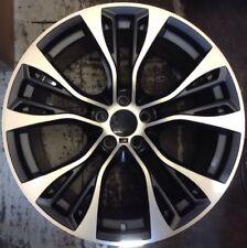 BMW X5 X6 2014 2015 2016 2017 86062 aluminum OEM wheel rim 21 x 10 FRONT