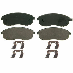 Disc Brake Pad-QuickStop Front WAGNER ZX430 fits 93-97 Nissan Altima