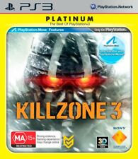 Killzone 3 PlayStation 3 Ps3 Aus PAL VGC