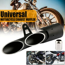 Motorcycle Dual Outlet Exhaust Tail Pipe Muffler for Yamaha MT09 MT07 MZF R3 R6