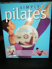 Simply Pilates by Jennifer Pohlman (2007, Mixed Media)
