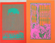 Buffalo Springfield & The Doors Pair Psychedelic Rock and Roll Posters