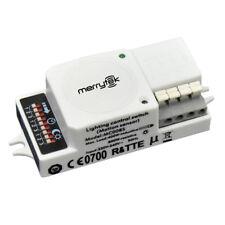 L01 MC008S Mikrowellen-Bewegungssensor Ein-/Aus Funktion 220/240VAC 800W Lampe