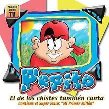 New: Pepito: De Los Chistes Tambien Canta  Audio CD