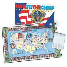 Hail to the Chief Board Game President Election Process US Constitution History