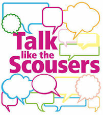 TALK LIKE THE SCOUSERS - PETER GRANT - NEW