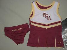 NWT NIKE FSU FLORIDA STATE NOLES CHEERLEADER DRESS 3T GO NOLES!! SEMINOLES