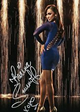 Sexy KARINA SMIRNOFF In-person Signed Photo - Dancing With the Stars