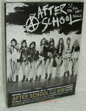 After School the 6th Maxi Single Album Vol. 6 First Love Taiwan CD+DVD+96P+Card