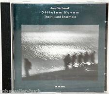 CD JAN GARBAREK - Officium Novum - The Hilliard Ensemble