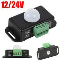 Homematic Dc 12V-24V 8A Infrarot Pir Bewegungsmelder Schalter für Led-Licht