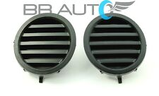 NEW LOWER FRONT BUMPER FOG LIGHT LAMP HOLE COVERS GRILLES PAIR FOR TITAN ARMADA