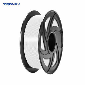 TRONXY Filamento TPU 1.75mm Bobina 1KG TPU Per Stampante 3D Bianca ITALY W4S1