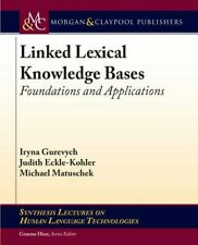 Linked Lexical Knowledge Bases: Foundations and, Gurevych, Eckle-Kohler, Mat-,