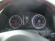 VOLKSWAGEN TIGUAN INSTRUMENT CLUSTER AUTO PETROL, 5N, 09/10-08/16