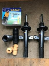 FORD MONDEO 3 MONROE Rear Shock Absorbers + Protection Kit  MK3 DI TDDI