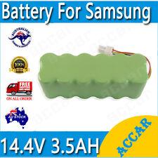 14.4V 3.5AH Battery For Samsung Navibot VCR8895 VCR8855 SR8855 Vacuum Cleaner AU