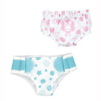 Costume for Mell chan Doll Baby Care Diapers Set Pilot Japan