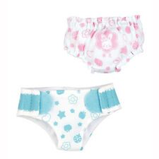 Costume for Mell chan Doll Baby Care Diapers Set Pilot Japan dda40c894a