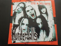DEAD  IN  HOLLYWOOD   -    MURDERDOLLS  , SINGLE  CD 2002  ,  ROCK , PUNK, METAL