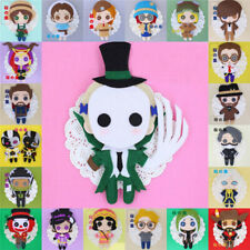 Identity V Character Cosplay DIY Hanging Plush Doll Toy Keychain Bag Hangings