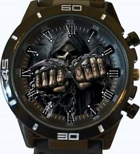 Gothic Skull Fist New Gt Series Sports Unisex Gift Watch