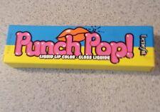 Benefit Punch Pop liquid lip gloss color MANGO NIB