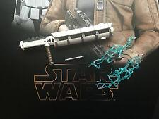 Hot Toys Star Wars Force despierta primera orden Riot Trooper batuta escala 1/6th