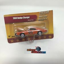 Dukes of Hazzard * 1969 Dodge Charger GENERAL LEE * Johnny Lightning * WC3